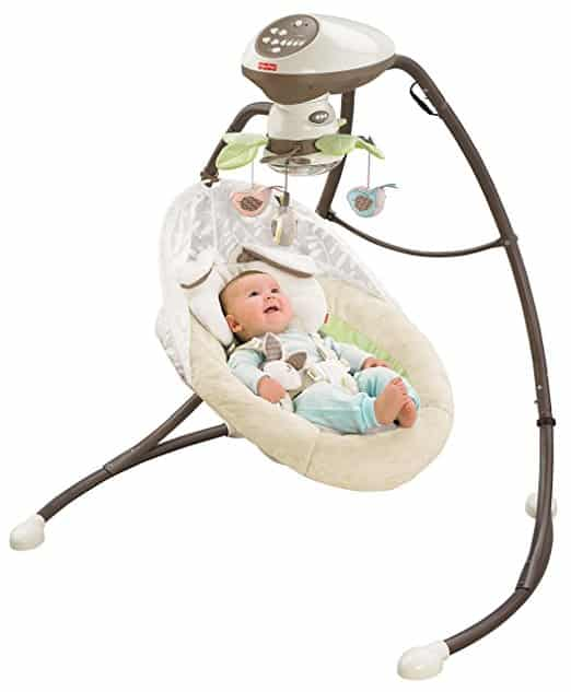 Best Baby Swing 2017 Reviews And Buyers Guide